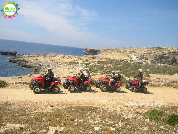 Gozo Quad Safari