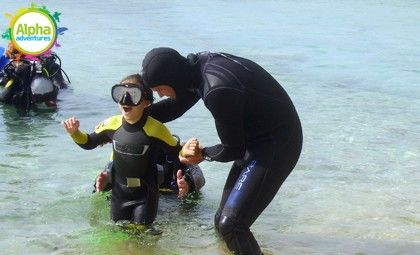 Try Dives for Families