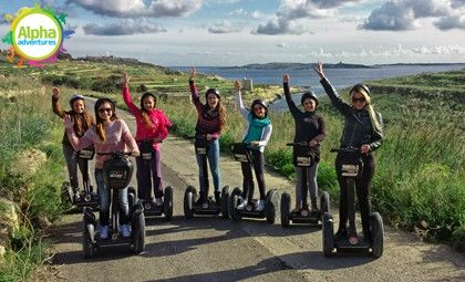 Segway Cross Country