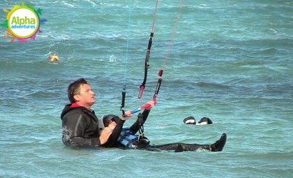 Kiteboarding Courses in Malta