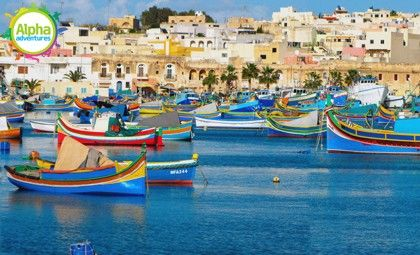 Seaside Bike Tour - Marsaxlokk