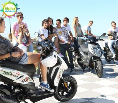 Scooter Day Tour in Malta