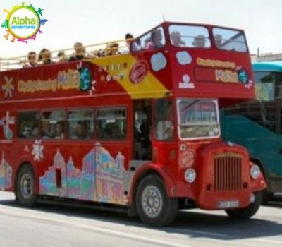 Sightseeing Bus South Malta Tour