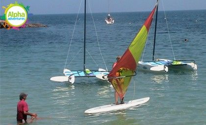 Windsurfing Individual Tuition