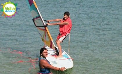 Windsurfing Courses in Malta