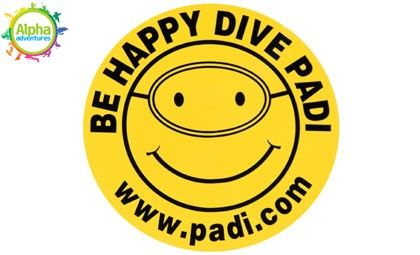 PADI Happy Diving