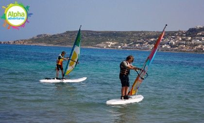 Windsurfing Group Courses