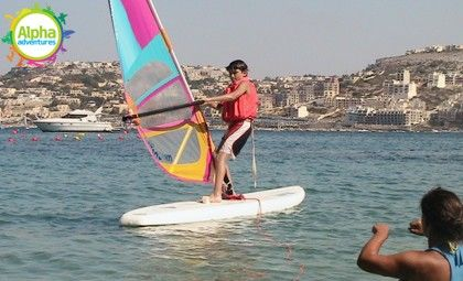 Windsurfing for Juniors